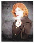 Siobhan Redmond, DOCTOR WHO Genuine Autograph 10 x 8 COA 11289
